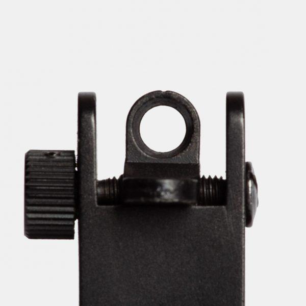 Tacticon Flip Up Iron Sights - Rear Sight – Close-Range