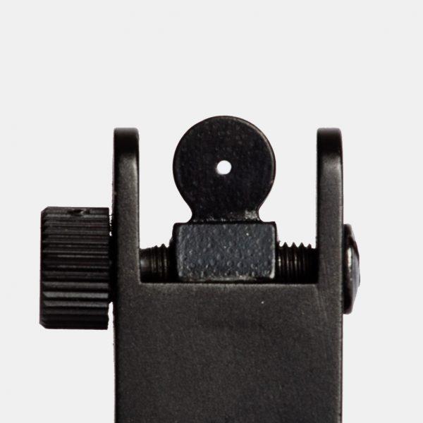 Tacticon Flip Up Iron Sights - Rear Sight – Long-Range
