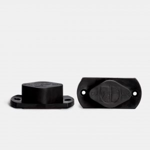 DiaMag Gun Magnet with Adhesive Backing For Concealed Carry