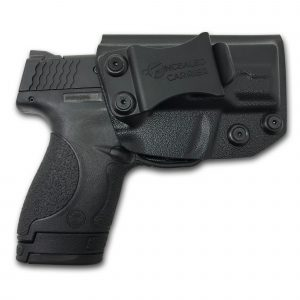 IWB S&W M&P Shield IWB Holster