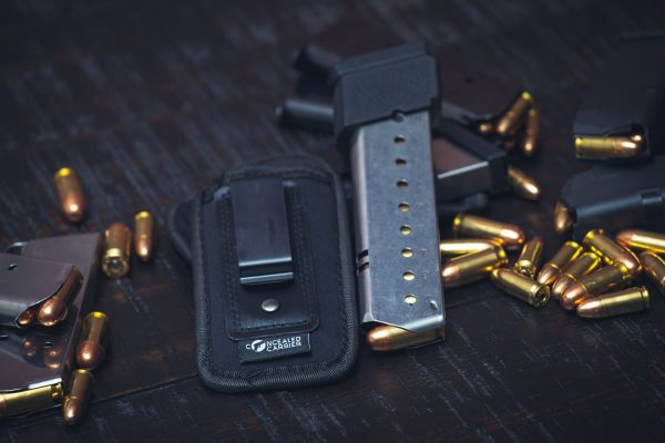 Universal Inside The Waistband Magazine Holsters