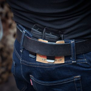 Handgun IWB Magazine Pouch