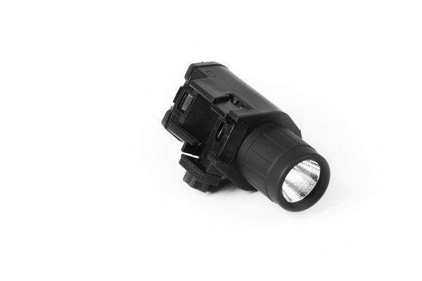 Tacticon Laser Flashlight Bottom Side Rail Attachment