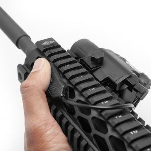 Tacticon Laser Flashlight Tail Switch
