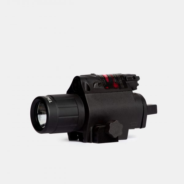 Red or Green Laser/Flashlight Combo For Pistol & Rifle