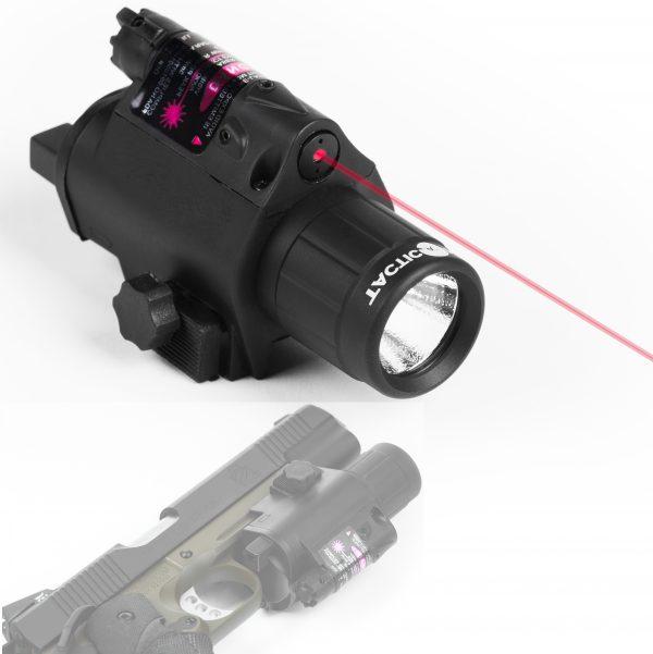 Flashlight Laser Sight Combo For Rifle or Handgun
