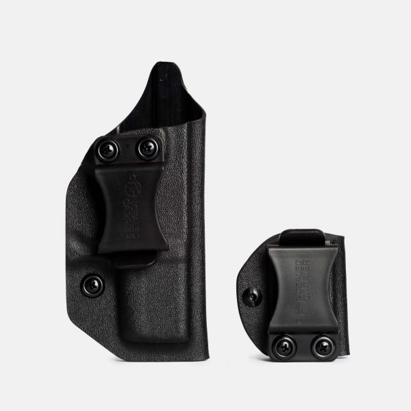 Glock 43 IWB Concealed Carry Pistol Kydex Holster