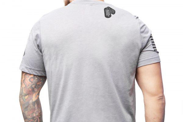 ID Tag TAC Apparel Tacticon Shirt Grey