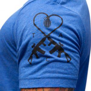 TAC Logo Sleeve Tacticon Apparel Company