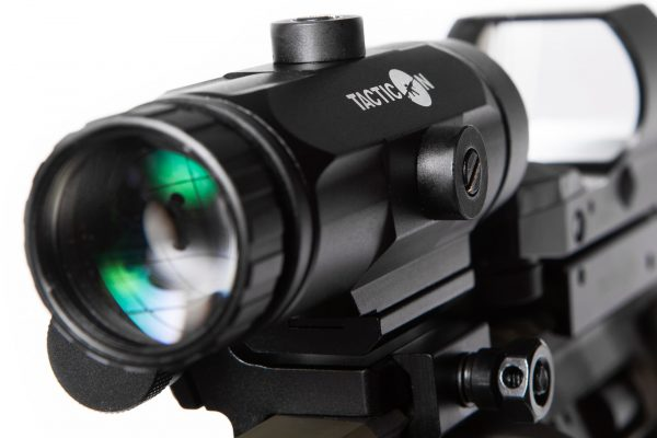 3x Red Dot Magnifier Falcon V1