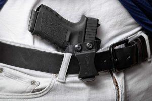 Glock 17 19 Holster Fitment