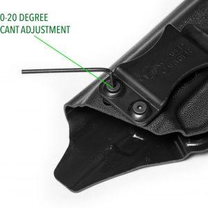 Glock 17 19 Holster Cant Adjustment