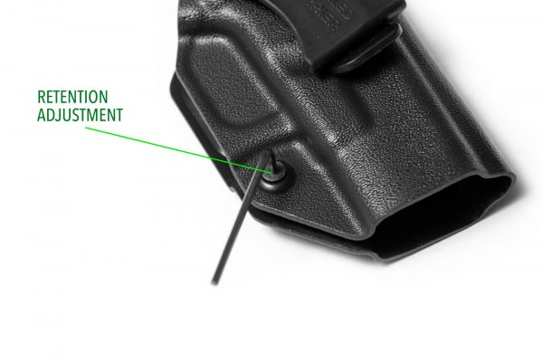 Glock 17 19 Holster Retention Adjustment