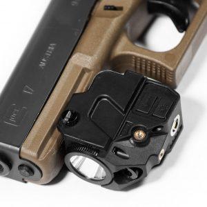 Flashlight Laser Combo Glock 17 Firefly V2