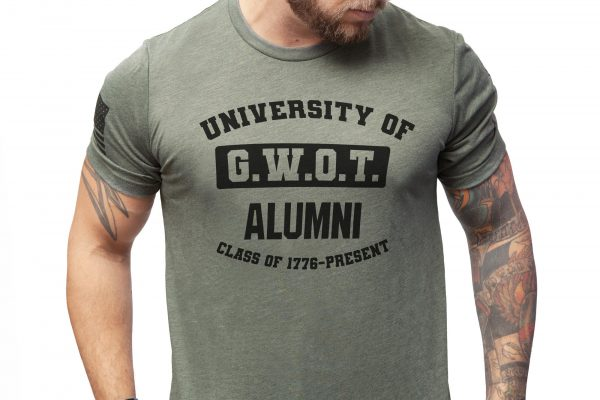 Global War On Terrorism Alumni Shirts