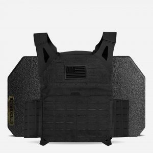 AR500 / AR600 Level 3+ Body Armor Elite With Plate Carrier Package