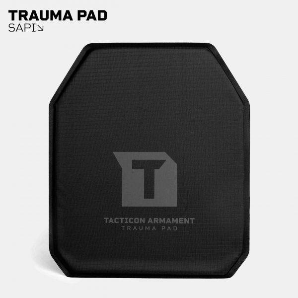 Trauma Pads for AR500 / AR600 Body Armor – SAPI Cut