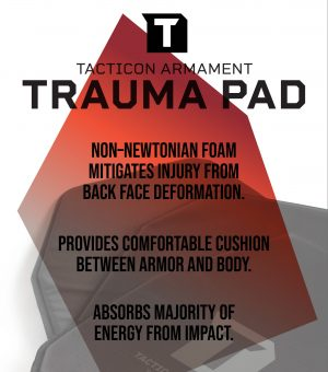 Tacticon Trauma Pads