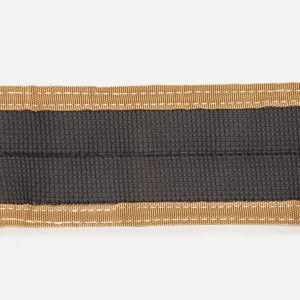 Tactical Belt With Anti Slip Grip In FDE Tan
