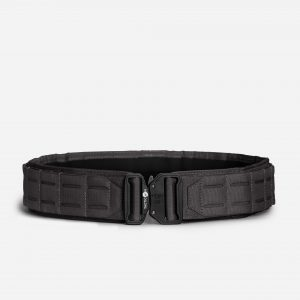 Tactical Belt With Laser Cut Molle Gear