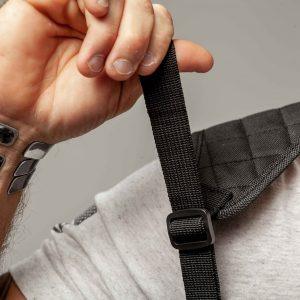 Universal Shoulder Holster Adjustment