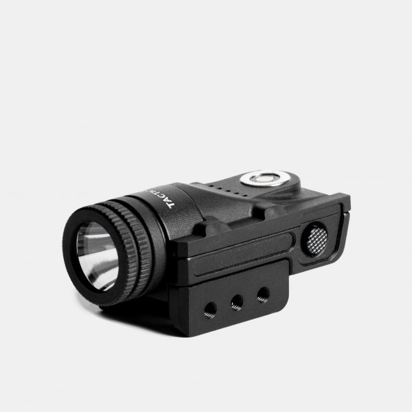 Tactical Weapon Light With Strobe Function For Pistol & Rifle