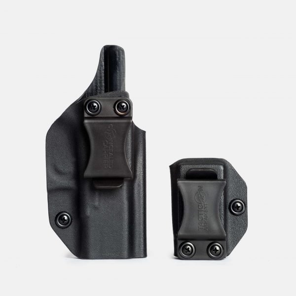 Glock 17 19 21 22 26 27 Concealed Carry Holster with Mag Holster