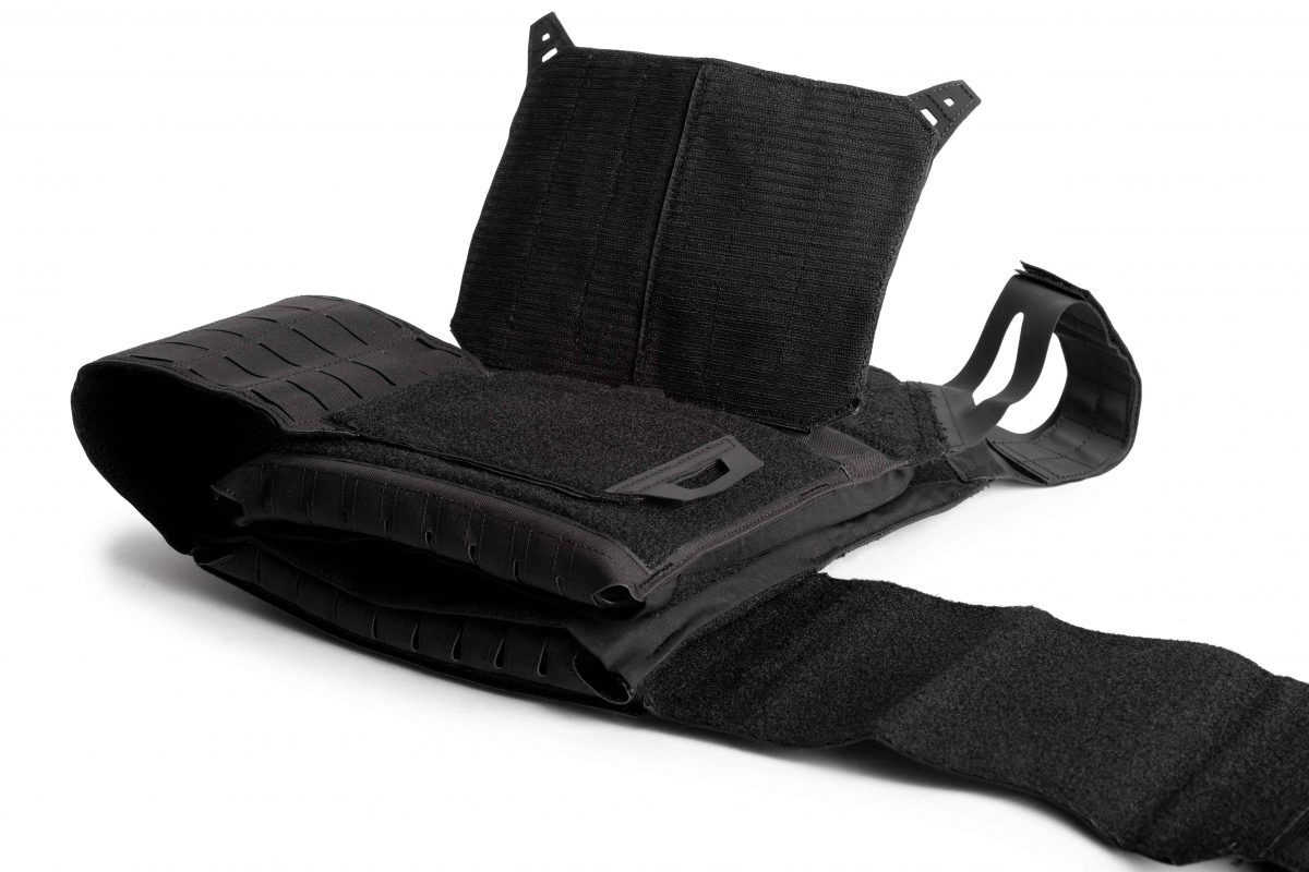 Tactical Plate Carrier For Body Armor Instructions