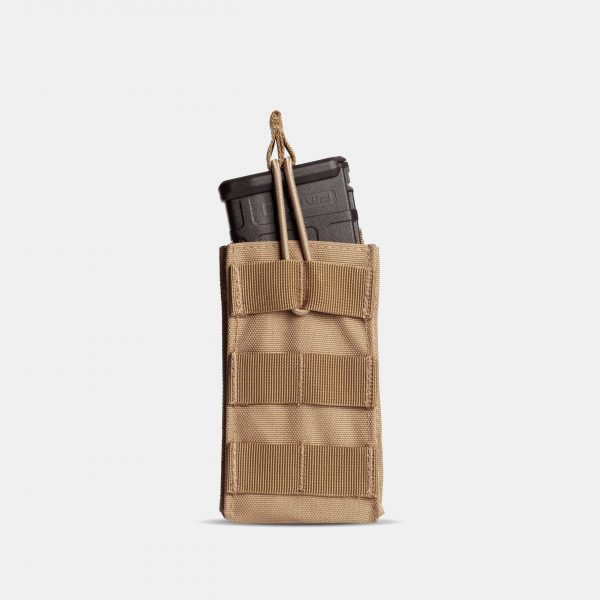 MOLLE Rifle Magazine Pouch In FDE Tan – R1