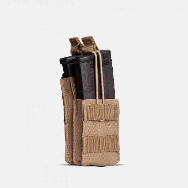 Rifle Stack Magazine Pouch In FDE Tan – R1S