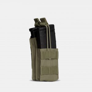 Rifle Stack Magazine Pouch In OD Green – R1S
