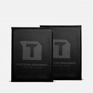"Trauma Pads for Side Plate Body Armor – Set of 2 – 6""x8"""