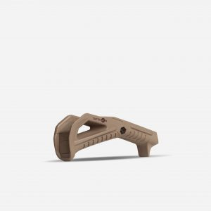 Tactical Angled Foregrips for AR15 Picatinny Rail In FDE Tan