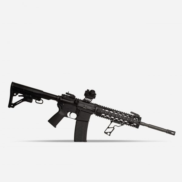 Tactical Skeletonized Rifle Foregrips for AR15 Picatinny Rail