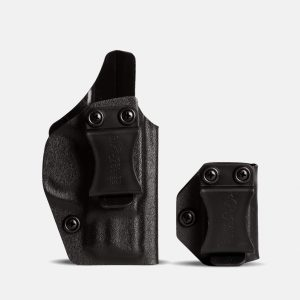 Shield IWB Concealed Carry Gun Holster Made Out Of Kydex