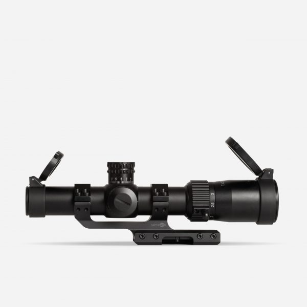 1-4x24 Scope LVPO SFP Scope With Illuminated Mil-Dot Reticle